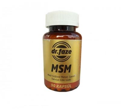 Dr. Faze MSM (90 Kapsül)
